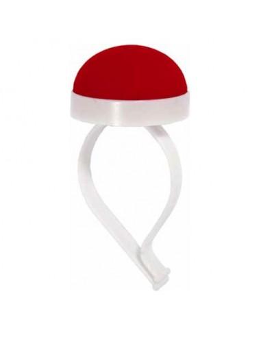 Bracelet Porte-épingles Rouge