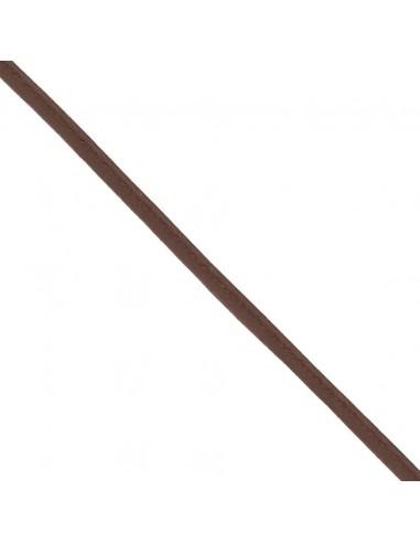 Passepoil Toutextile 10mm Chocolat