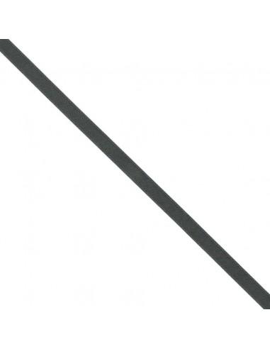 Ruban de Satin double face 10mm Gris ardoise