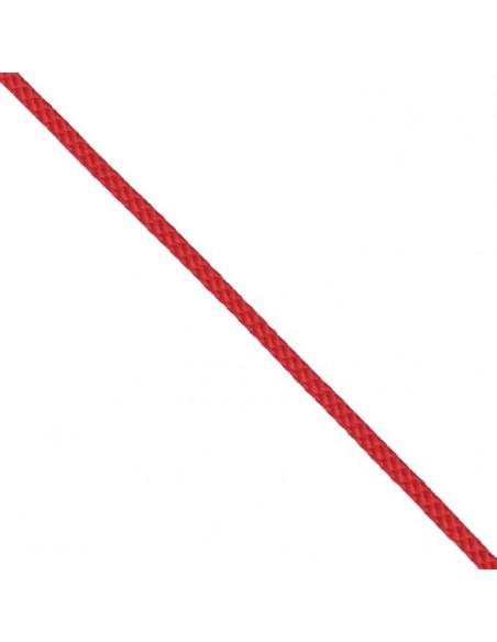 Cordon Toutextile 5mm Rouge