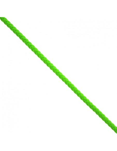 Cordon Toutextile 5mm Vert fluo