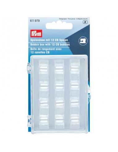 Boîte de12 canettes plastiques