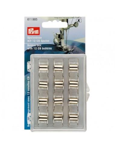 Boîte de12 canettes métal