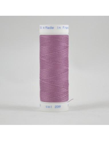 Bobine de 100m de fil à coudre Polyester Glycine
