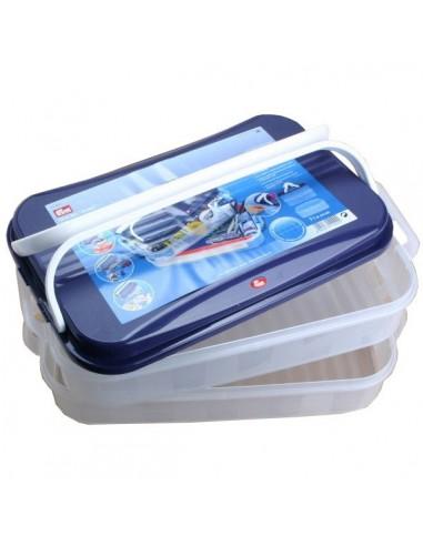 Click Box ''Jumbo'' - Boîte de rangement en plastique