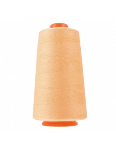 Cône de 3000m de fil à coudre Polyester Miel