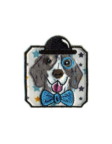 Thermo badge Circus - Le chien