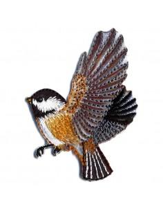 Thermo badge Oiseau 3