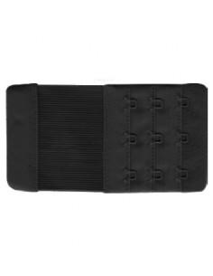 Prolongateur de Soutien-gorge - Taille 4 - Noir
