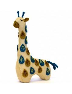 Kit créatif en feutrine - Madame la girafe