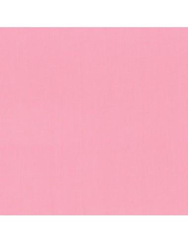 Tissu en coton Swan solid Rose