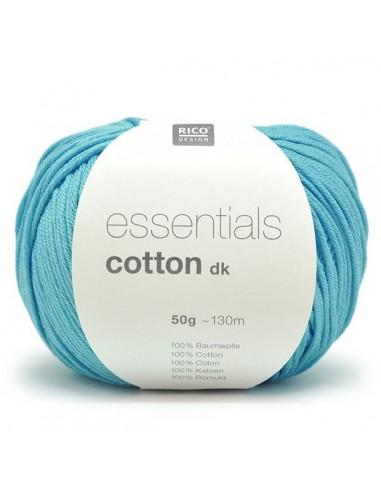 Pelote Essentials cotton dk turquoise
