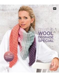 Magazine Creative wool dégradé spécial