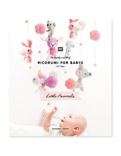 The lovely world of Ricorumi for Babys Little animals