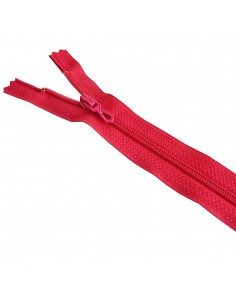 Fermeture Eclair Nylon 25cm Fuschia