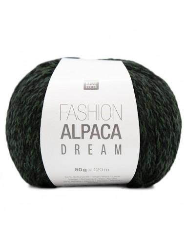 Pelote Fashion alpaca dream olive duo