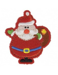 Thermo badge Noël kids - Le Père-Noël