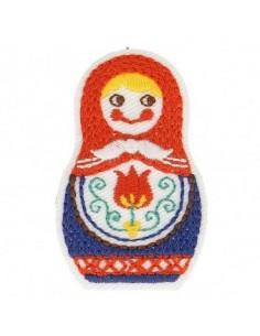 Thermo badge Nordique - La matriochka