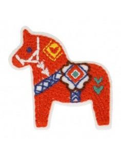 Thermo badge Nordique - Le cheval