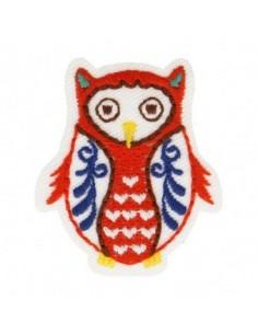 Thermo badge Nordique - Le hibou