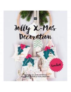 Jolly X-mas decoration