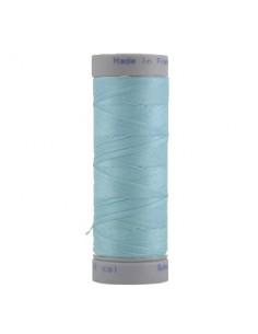 Bobine de 50m de fil à coudre Super résistant Bleu layette