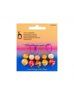 Marqueur perles - 5 pièces